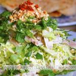 Salad gà thơm ngon mát mẻ vào những ngày hè nóng bức