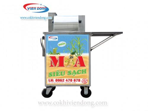 Xe nước mía thùng cắt X3-500