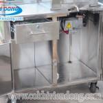Vệ sinh máy ép nước mía siêu sạch đúng cách