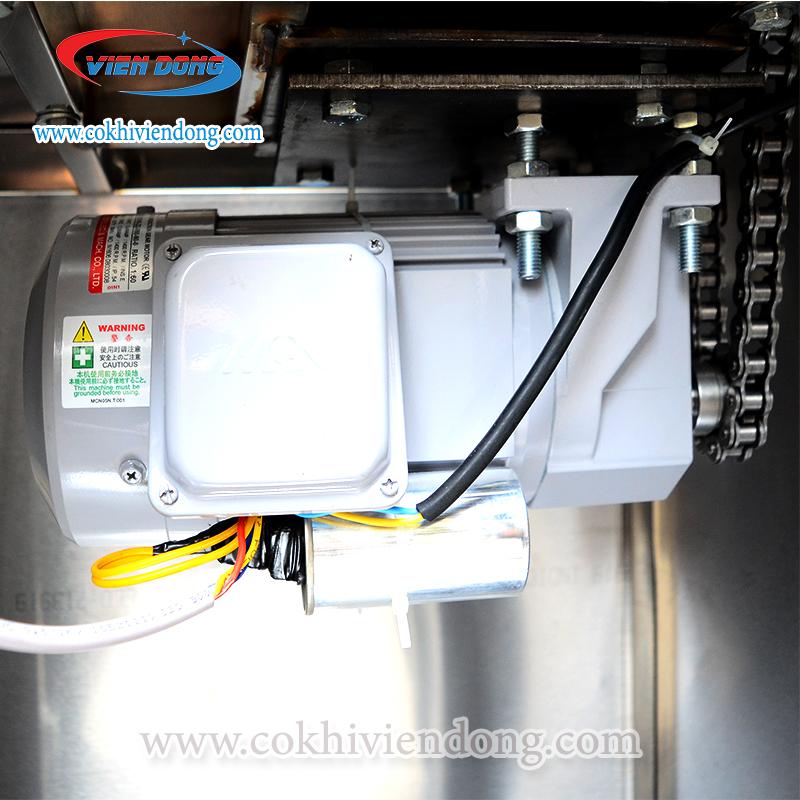 động cơ máy ép nước mía siêu sạch