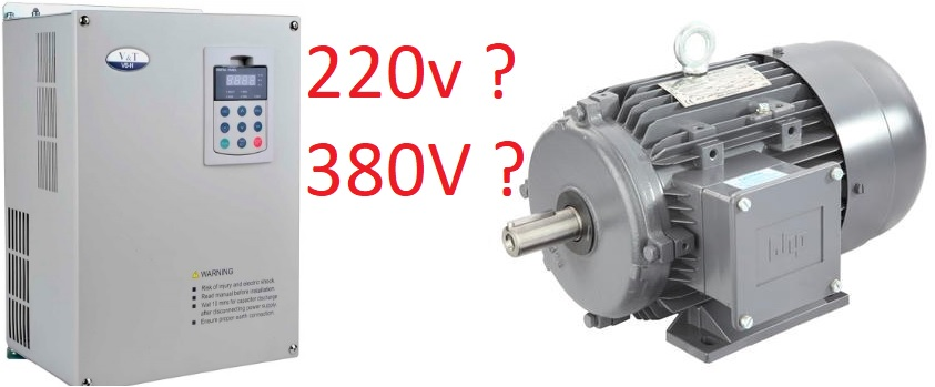 nên sử dụng nguồn điện bao nhiêu Vôn?