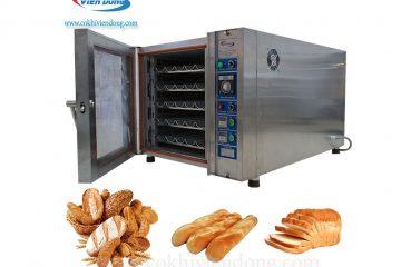 Các thiết bị cần thiết cho một dây chuyền làm bánh mì