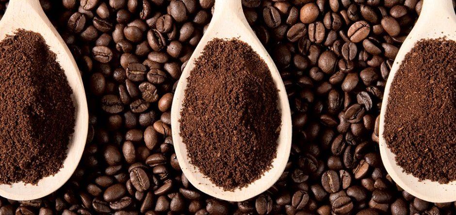 cafe xay mịn