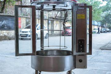 Lò quay gà vịt tự động 850 | Sự lựa chọn tối ưu cho nhà hàng của bạn