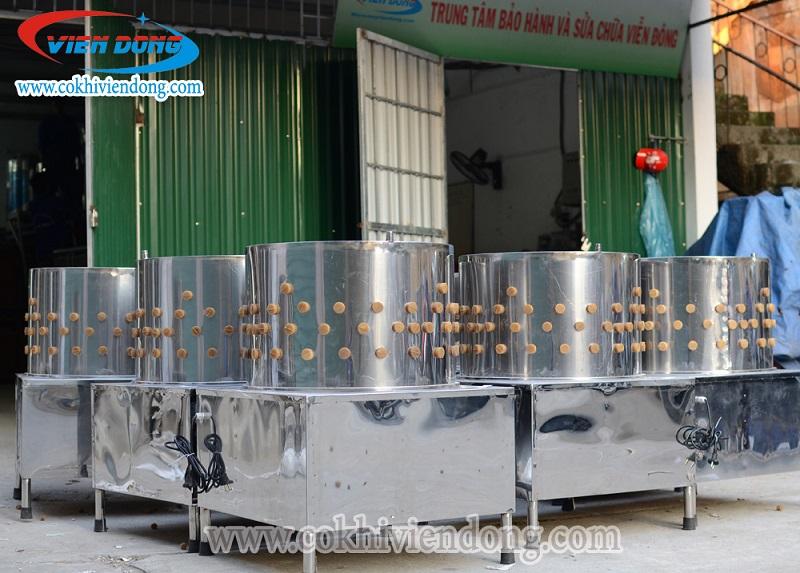 máy vặt lông gà Việt Nam