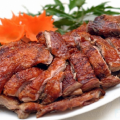 thịt vịt quay thơm ngon