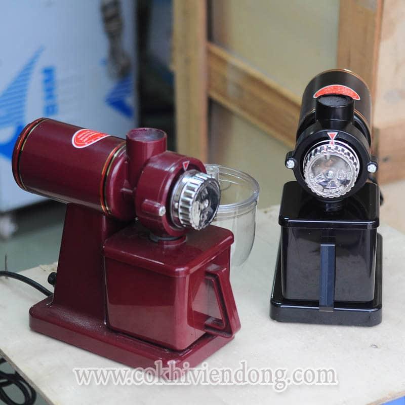 máy xay cafe hạt mini
