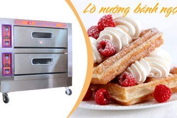 Tham khảo giá lò nướng bánh công nghiệp