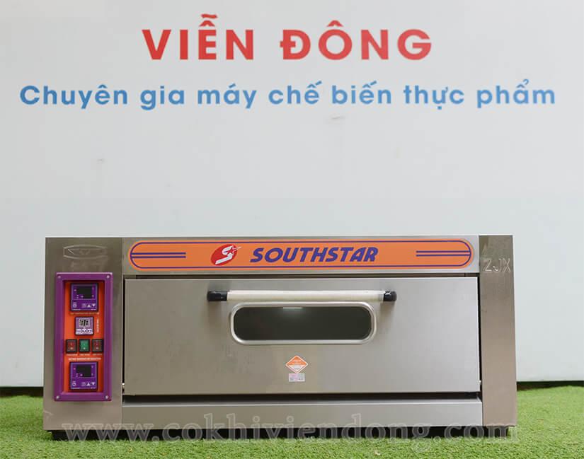 lò nướng bánh bằng gas 4