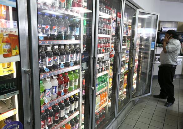 tủ siêu thị