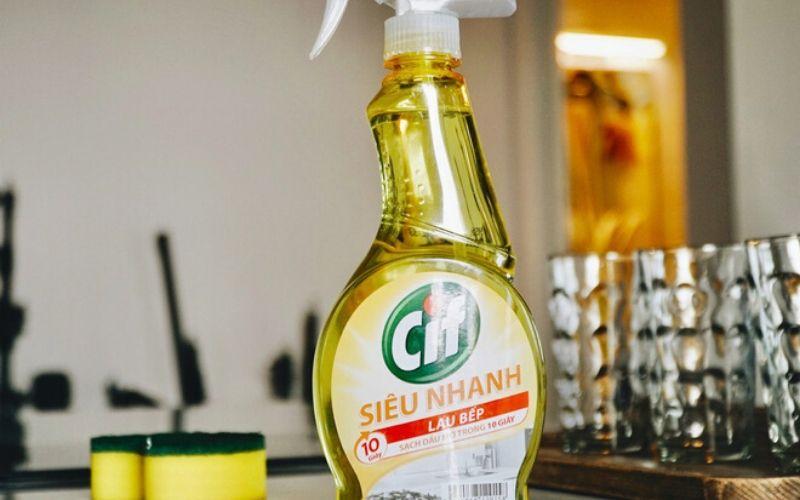 Cif - Nước tẩy rửa chuyên dụng