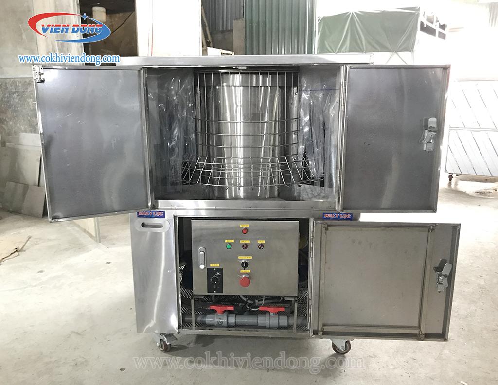 Máy rửa chén đĩa VD800