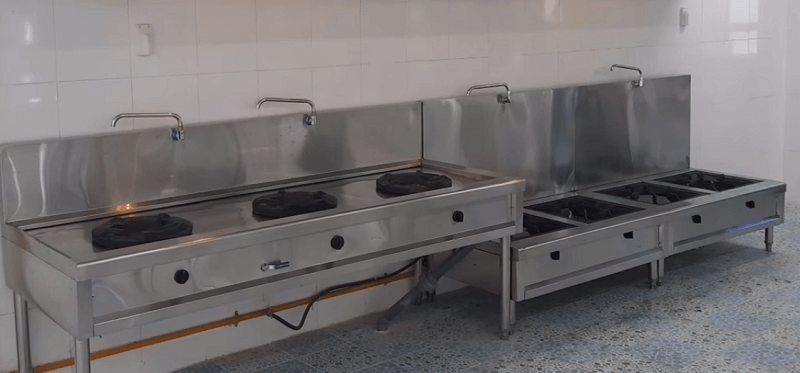 bếp á 3 họng gas