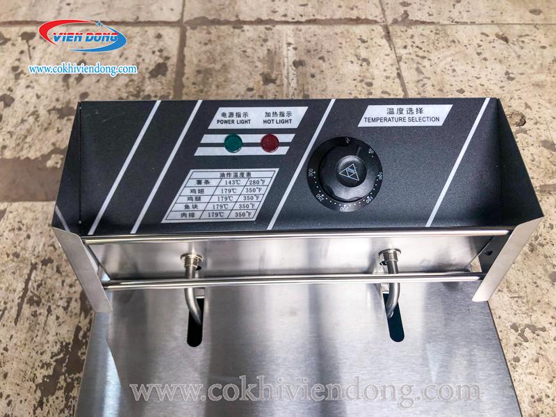 Bếp chiên tách dầu Việt Nam