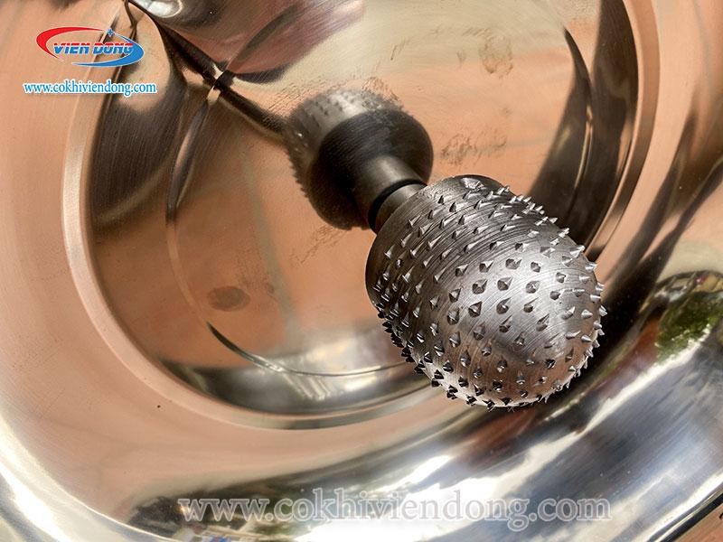 Máy nạo dừa