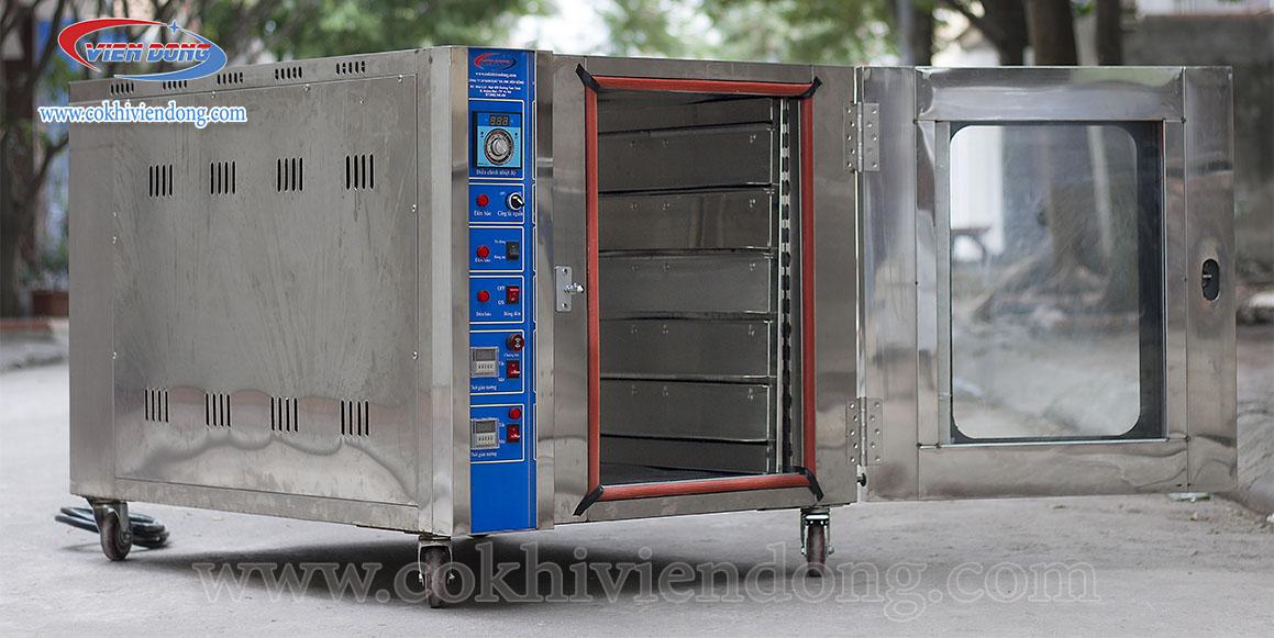 máy nướng bánh mì Việt Nam