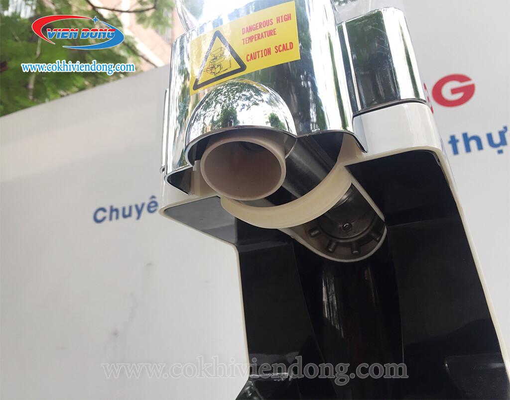 máy ép dầu đậu phộng mini